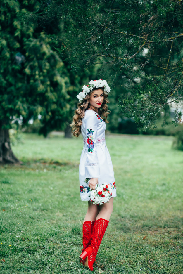 pretty ukraine women
