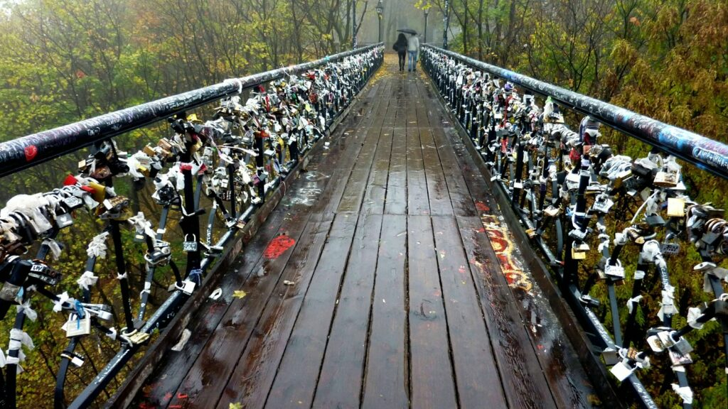 Bridge of Lovers